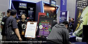 Led by KDU University College, the Games Development Cluster was created to aid Malaysia's aspirations of becoming a leading game development centre in Asia.