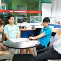 I wanted to study in KL at a college that's affordable. EduSpiral picked us up and took us to visit the college as well as shared information about the course. Han Siang, Diploma in Accounting at UCSI College
