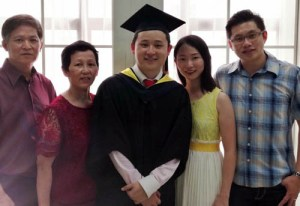 EduSpiral helped me to transfer my business diploma into UCSI University. He had advised me to go for a university with an English-speaking environment so that I can improve myself. Kwang Wei, Business graduate from UCSI University