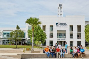 Top students from all over the world choose to study at the University of Nottingham Malaysia Campus (UNMC)