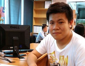 My friend introduced me to EduSpiral. He helped me to make the right choice. Wai Hou, Diploma in Accounting at Asia Pacific University (APU)