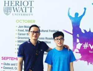Chemical Engineering at Heriot-Watt University Malaysia