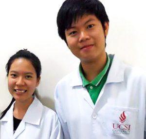 Pharmacy Graduate from UCSI University