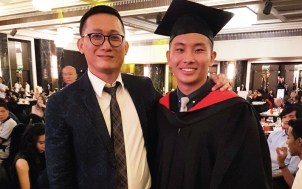 I contacted EduSpiral to find an affordable college for culinary arts. He arranged for me and my mother for a campus tour & helped me find a college that had excellent facilities that I could afford. Fu Wei, Diploma in Culinary Arts Graduate from YTL International College of Hotel Management