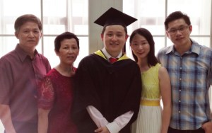 EduSpiral helped me to transfer my business diploma into UCSI University. He had advised me to go for a university with an English-speaking environment so that I can improve myself. Kwang Wei, Business graduate