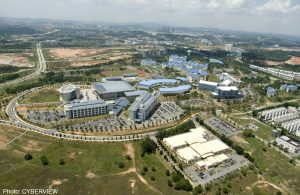 Multimedia University (MMU) Cyberjaya campus is a 140-acre technologically advanced campus with sports facilities