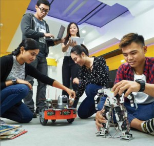 Multimedia University (MMU) students have access to some of the best engineering facilities & labs in Malaysia
