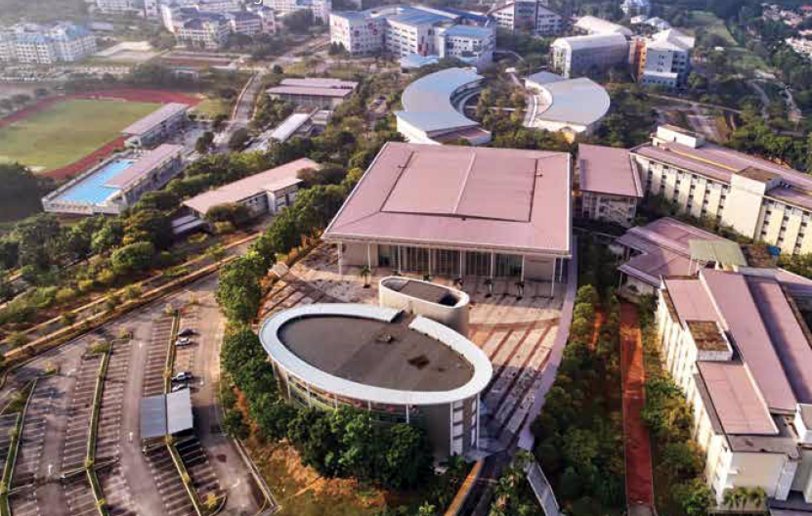 Multimedia University (MMU) Cyberjaya