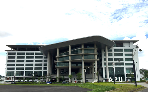 Malaysia's Best University to Study Cloud Computing at Asia Pacific University (APU)
