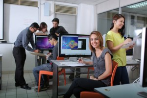 Mac Lab at First City University College