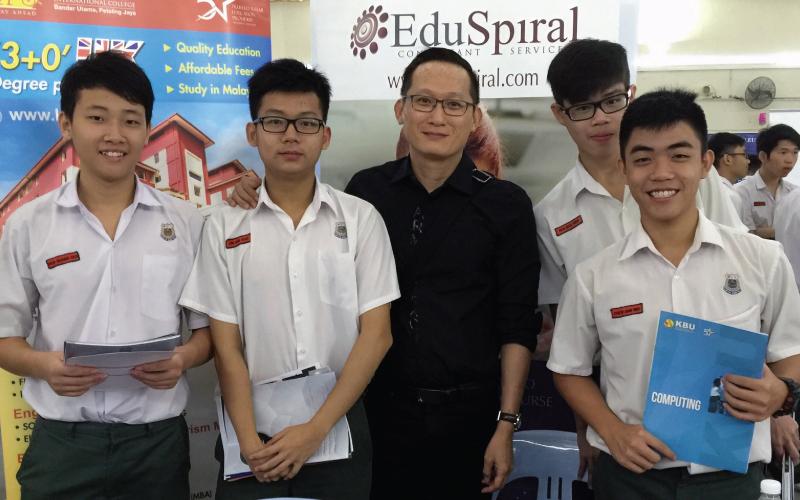 EduSpiral Consultant Services