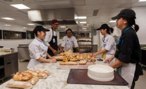 Boulangerie - Bakery Kitchen at University of Wollongong (UOW) Malaysia KDU Utropolis Glenmarie