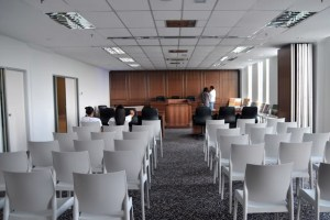 Moot Court for Law students at Taylor's University