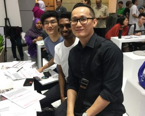 My friend introduced me to EduSpiral. He gave me all the information on Facebook & then met us at the Education Fair to guide us on how to choose the right university Lyngkaran, Engineering at Taylor's University