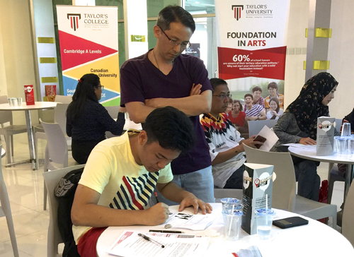 Study at the Best University for Foundation in Design in Malaysia