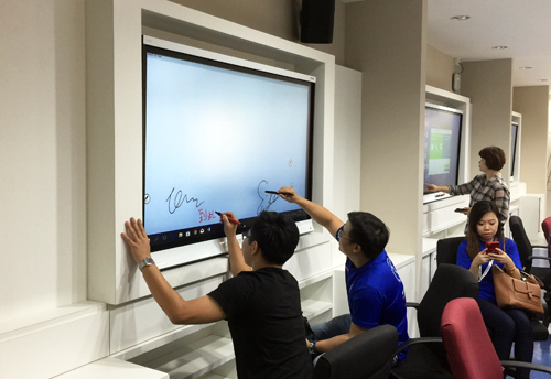 Technologically advanced SMART Labs at Multimedia University (MMU)
