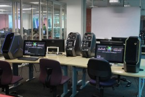 Computer Games Development Studio at Asia Pacific University (APU)