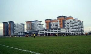 MAHSA University's new state-of-the-art 48-acre campus at Saujana Putra