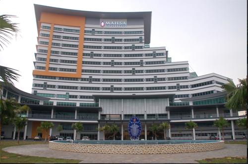 Medical Imaging (Radiography) Degree in Malaysia at Top Rated MAHSA University