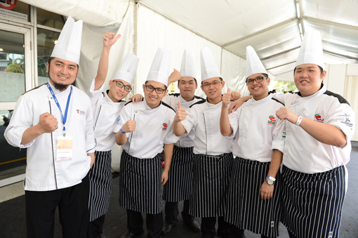 Study to be a Top Chef in Malaysia at the Best Private Universities & Colleges for Culinary Arts