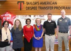 American Degree Transfer Program (ADTP) at Taylors University