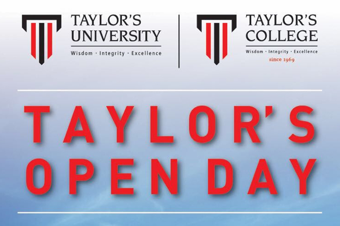 Taylor's University & Taylor's College Open Day 2018 & 2019
