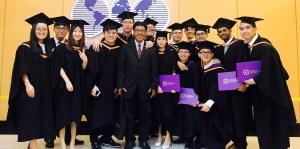UCSI University Logistics Management and Supply Chain Operations Management Graduates