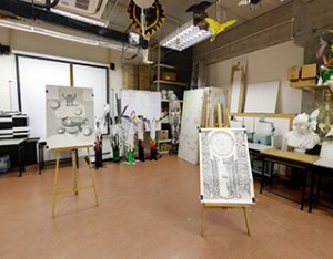 Taylor's University Drawing Room Design facilities