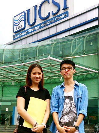 I was not happy at my previous college so I went online and found EduSpiral to advise me. We toured the university & talked in detail about the course to help me make a good decision. An Drea, Interior Architecture at UCSI University