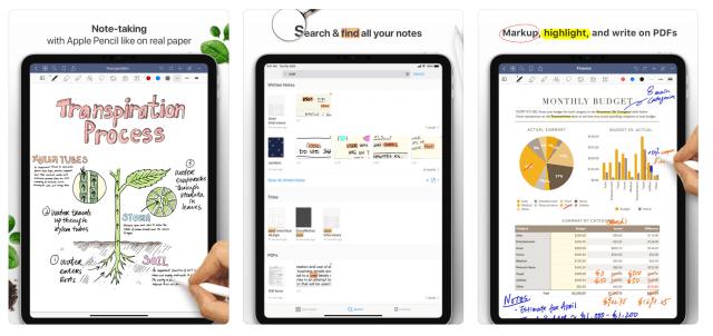 9 Best Apps for Sketchnotes (ENG) – EduTechers