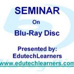 Presentation on Blu-Ray Disc