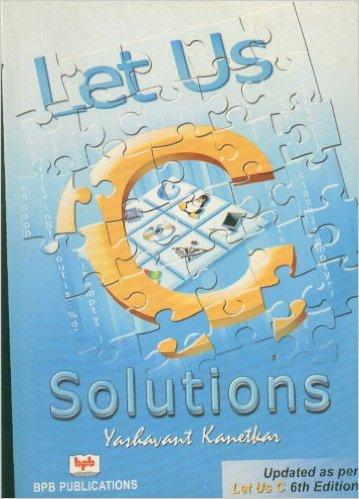 Ebook Let Us C Solutions