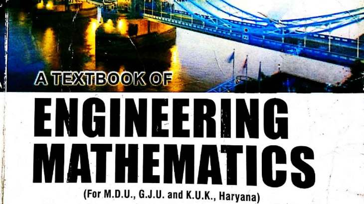A Textbook of Engineering Mathematics (Semester-III/IV) by N.P.Bali Pdf