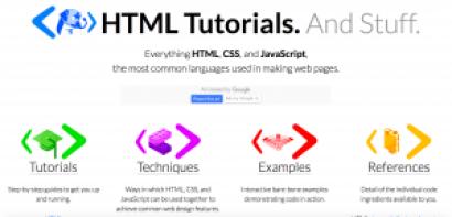 coding for kids - htmldog.com