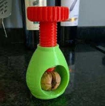 nut cracker 3D print