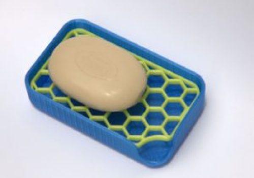 soap dish 3d print