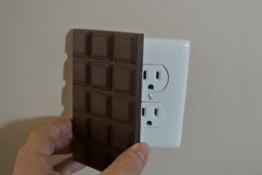 outlet cover 3d print