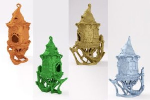 cool 3d printed things - bird house