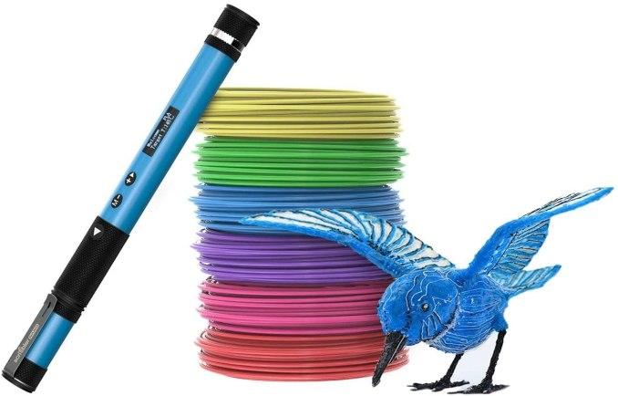 scribbler nano 3d drawing pen