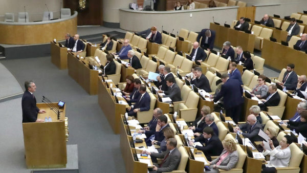 Russia to Tighten Legislation on All Foreign Media and Tech Giants