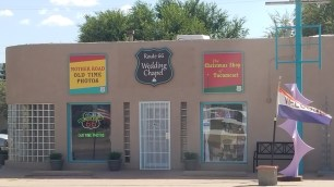 Rt. 66 Wedding Chapel