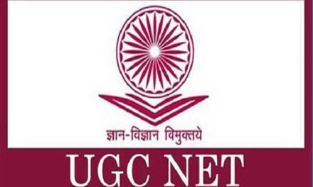 UGC NEt അപേക്ഷ വിളിച്ചു