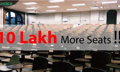 10 Lakh Seats