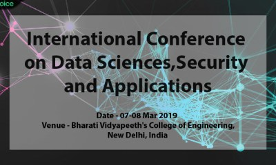 International Conference on Data Sciences
