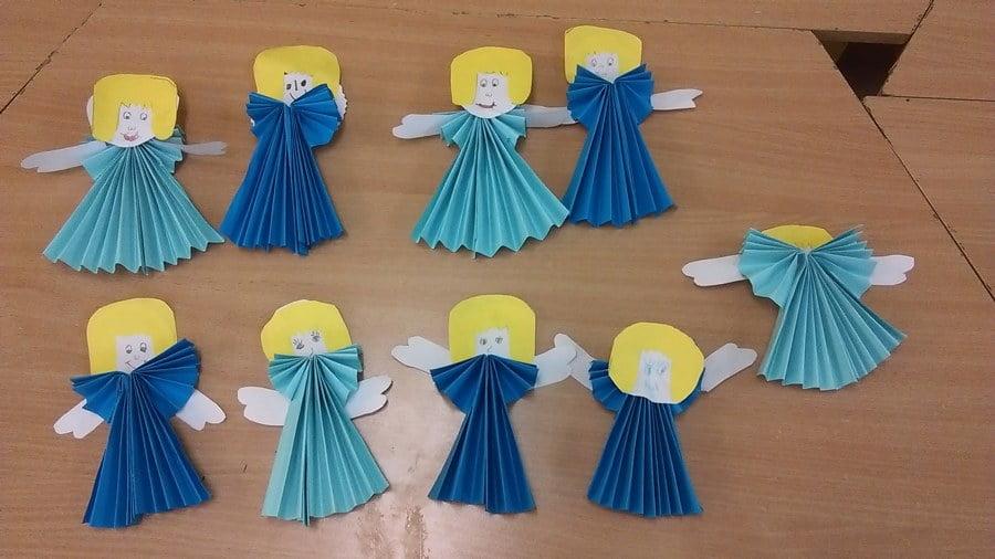 Aniołki z harmonijki