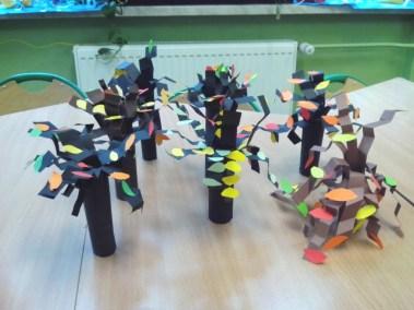 Drzewo 3D Dzień Drzewa Dzień Lasu Dzień Leśnika Dzień Ochrony Środowiska Dzień Ziemi Izabela Kowalska Jesień Kreatywnie z dzieckiem Rośliny Wiosna Zima