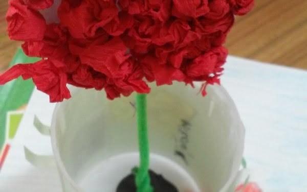 """""""Od ziarenka do kwiatka"""" – Tulipan"""