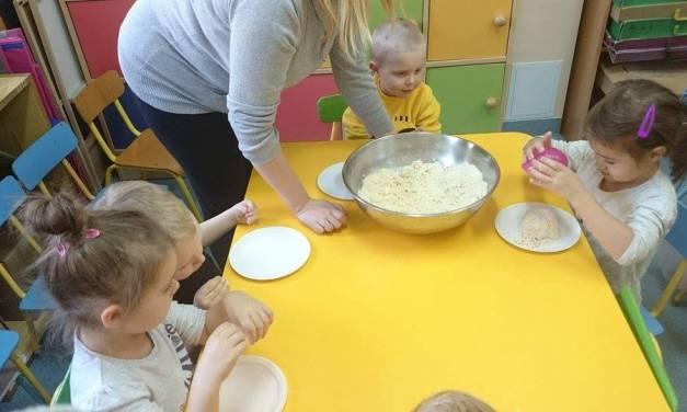 Puchowe babeczki z mąki