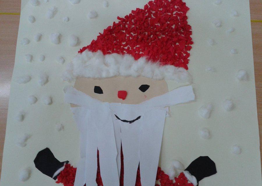 Święty Mikołaj z brystolu – praca grupowa