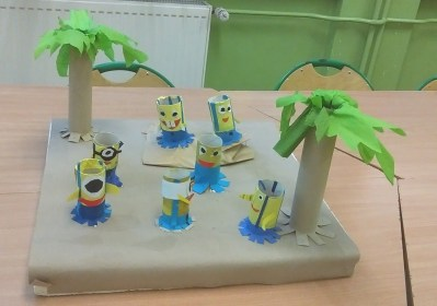 Wyspa Minionków Dzień postaci z bajek Izabela Kowalska Kreatywnie z dzieckiem Postacie